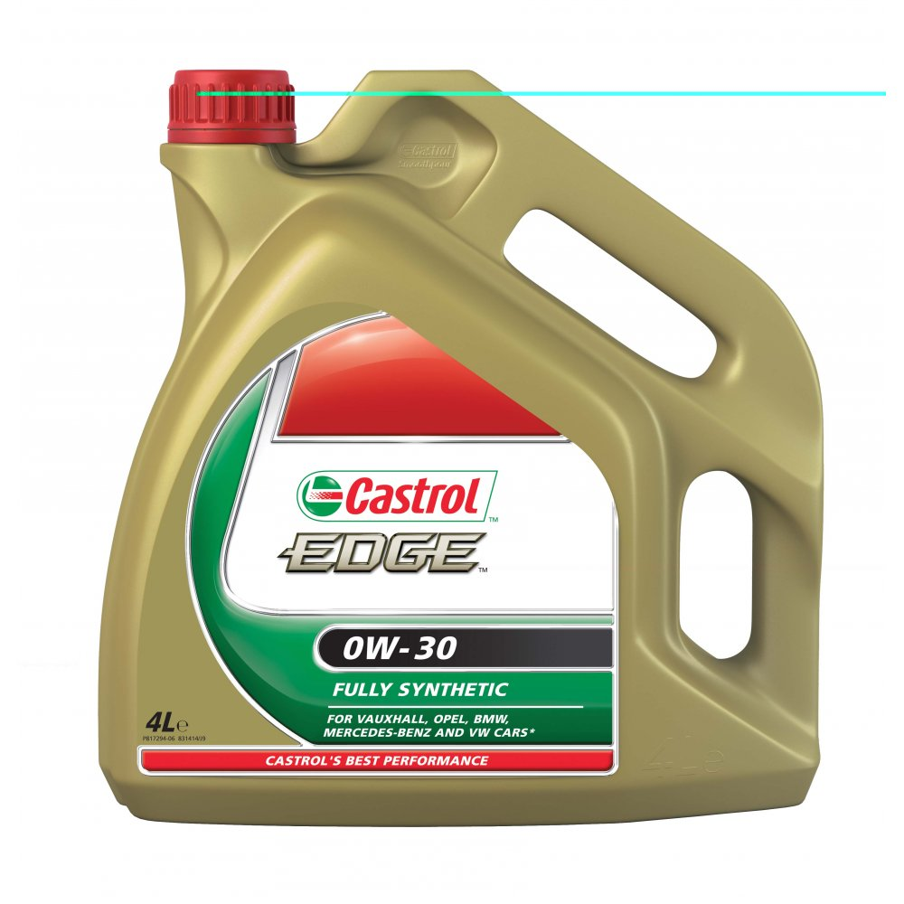 castrol edge 0w 30 automotive oils from fleet factors uk