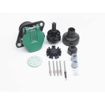Haldex 950364072 GREEN ABS SOCKET