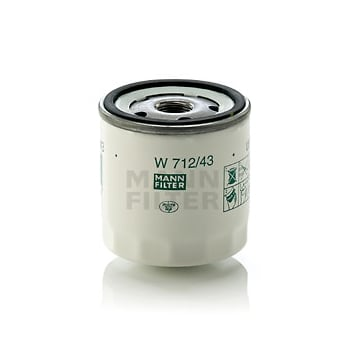 Mann Filter W712/43 SPIN ON FILTER