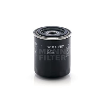 Mann Filter W818/82 OIL FILTER - SPIN ON