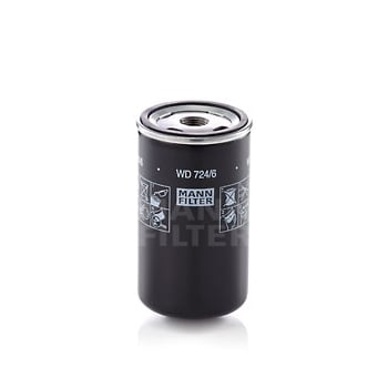 Mann Filter WD724/6 OIL FILTER