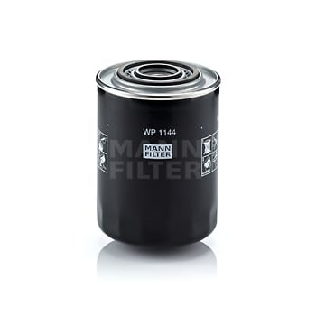 Mann Filter WP1144 DUAL FLOW SPIN-ON OIL FILTER