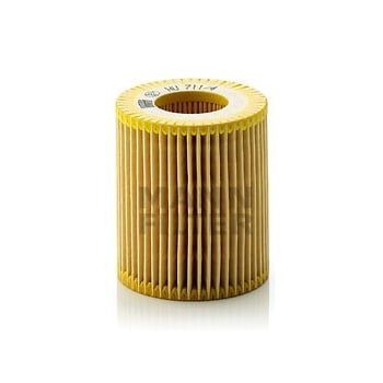 HU711/4X METAL FREE OIL FILTER ELEMENT