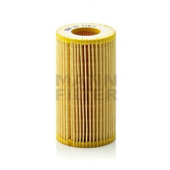 HU718/1Z METAL FREE OIL FILTER ELEMENT