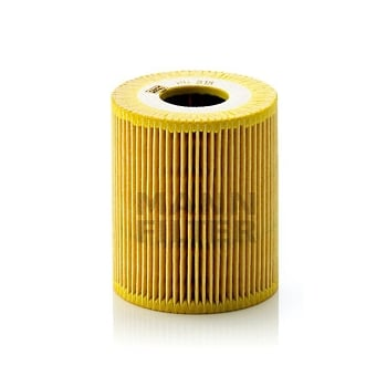 Mann Filter HU818X METAL FREE OIL FILTER ELEMENT