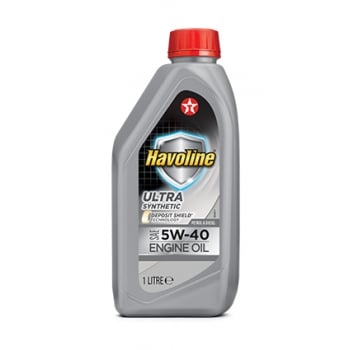Texaco 840310NJE HAVOLINE ULTRA 5W40