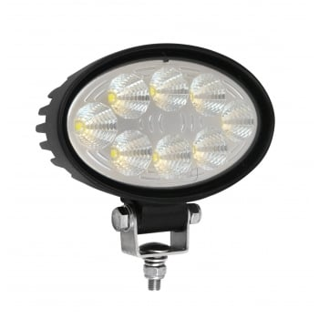 8324BM led worklamp oval