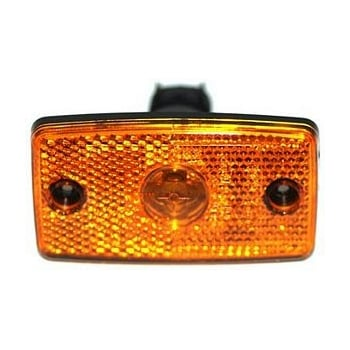 **ERROR** TTC10555 (1) AMBER SIDE MARKER LAMP KIT