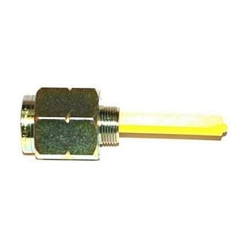 TTC482 SELF SEALING VALVE METRIC