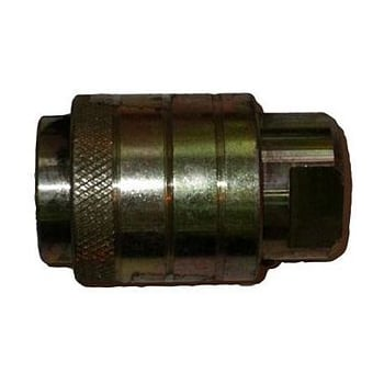 TTC484 FEMALE CA COUPLING METRIC