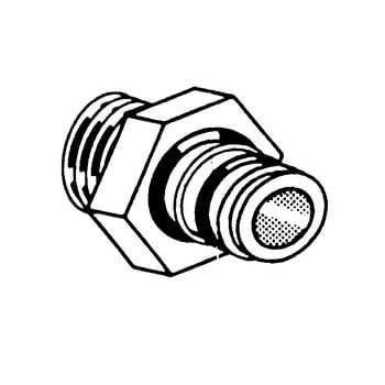 TTC70871 ((1)) STRAIGHT SWIVEL CONNECTOR