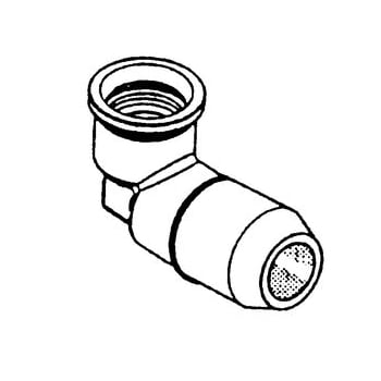 TTC70881 (1) P5 SWIVEL ELBOW CONNECTOR