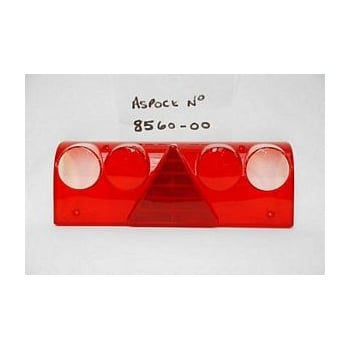 TTC11344 (1)EUROPOINT  TAIL LAMP LENS
