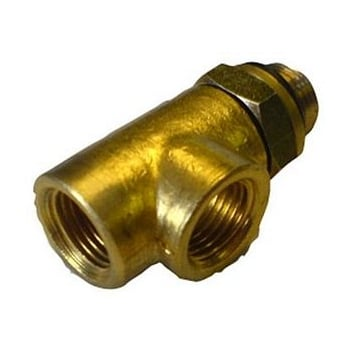 TTC71155 M16X1.5 SIDE STUD T ADAPTOR