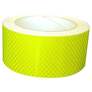 TTC21304 ECE104 YELLOW TAPE 50MTS