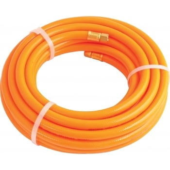AL76 HI-VIS AIR HOSE 10MM X 10M 300PSI 10 M COIL