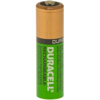 BAT117 DURACELL RECHARGEABLE AA 1300MAH