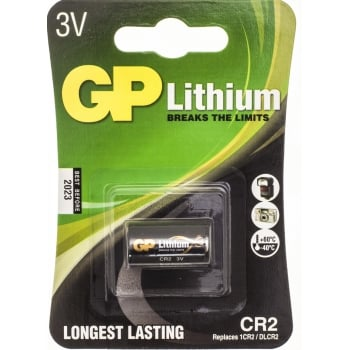 BAT14/1 (1)_GP LITHIUM BATTERIES 3V CR2