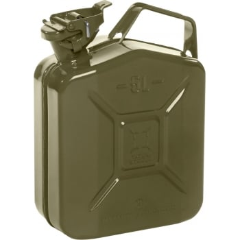 CAN305 STEEL JERRY CAN 5L