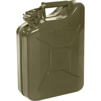 CAN310 STEEL JERRY CAN 10L