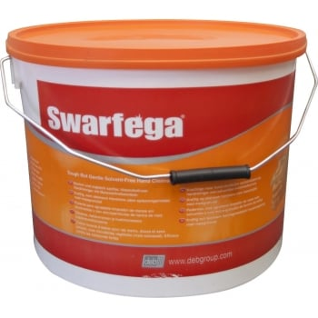 DEB75 SWARFEGA ORANGE HAND CLEANER 15 LTR