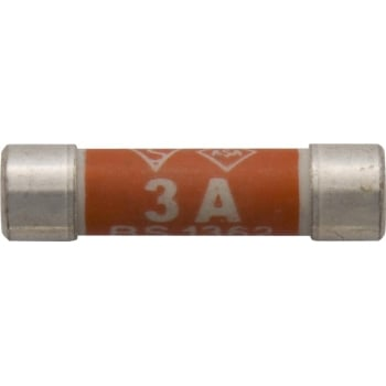 EFD3 DOMESTIC FUSES 3A BS.1362 50