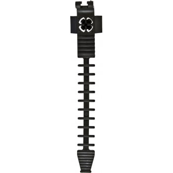 FIX50 CABLE FIXINGS PUSH-FIX TYPE BLACK 50