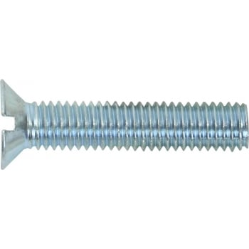 HBT650 MACHINE SCREWS COUNTERSUNK SLOT M6 X 50MM