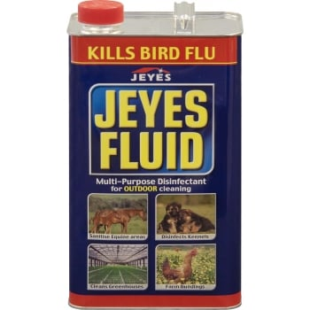 JEY5 JEYES DISINFECTANT 5L