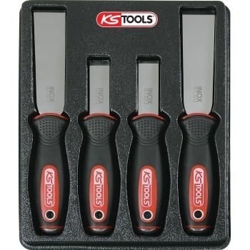 K907.2210 KS TOOLS SCRAPER SET