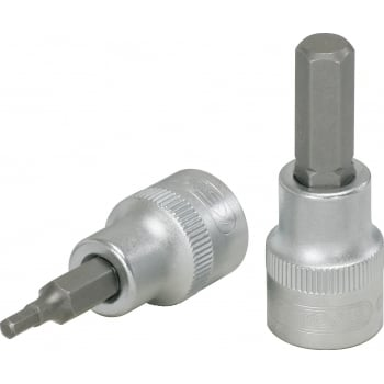 K911.3863 KS 3/8 HEX BIT SOCKET 3MM