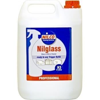 NIL5 NILCO NILGLASS GLASS CLEANER 5LTR 2