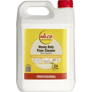 NIL624 NILCO HEAVY DUTY FLOOR CLEANER