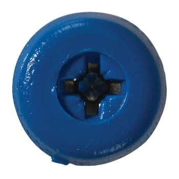 NP21/1 (1)_NUMBER PLATE SCREWS NO.10 X 24MM BLUE