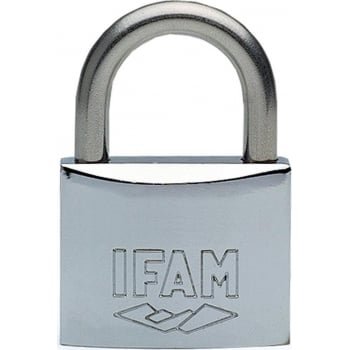 PAD350 IFAM STAINLESS STEEL PADLOCK 50MM