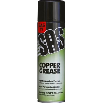 SAS17 SAS COPPER GREASE 500ML 6