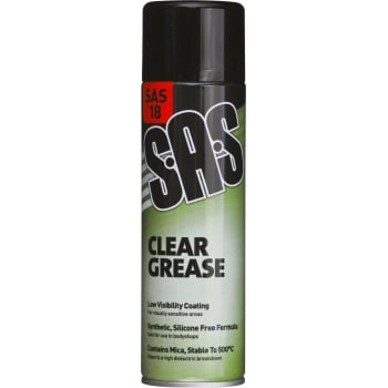 SAS18 SAS CLEAR  500ML,6