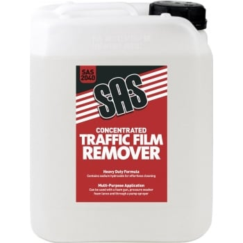 SAS2040 S.A.S TRAFFIC FILM REMOVER 5L