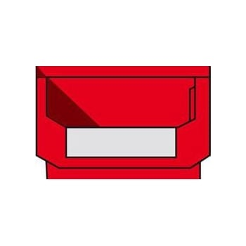 SB1RE SSI STORAGE BINS 160 X 95 X 75MM RED 10