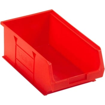 SB23RE BSS STORAGE BINS TC4 RED 10