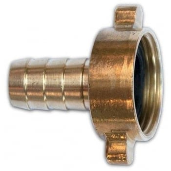 TC1001 BRASS CLAW FITTINGS TAP CAP TAIL 1/2 BSP