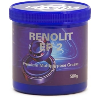 VC171 RENOLIT EP2 LITHIUM GREASE 500G TUBS 6