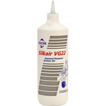 VC191 SILKAIR VG22 AIRLINE OIL 1 LTR BOTTLE