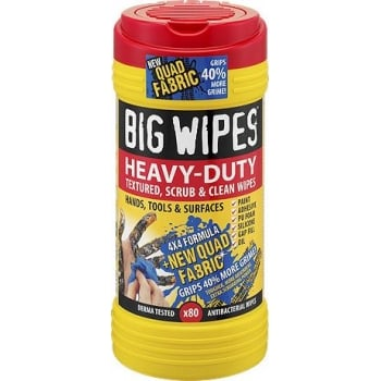 VC2020 BIG WIPES INDUSTRIAL+ 80 WIPES