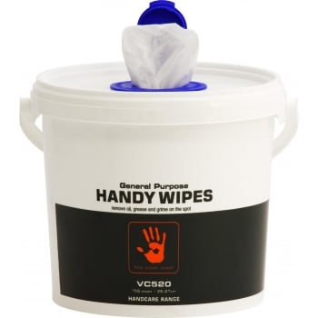 VC520 HANDY WIPES DISPENSER OF 150