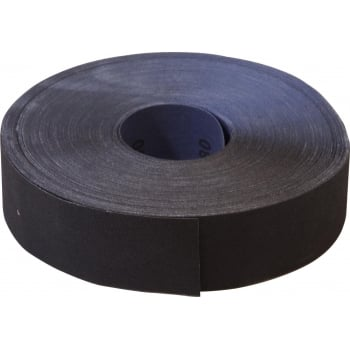 WER30 EMERY ROLL BLUE 50MM 80 GRIT