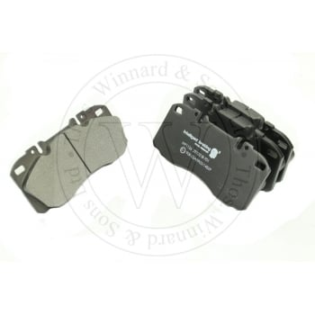 Winnard WP1126 BRAKE PADS (FRONT & REAR)