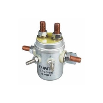 Durite 0-335-56 Solenoid Change Over 80 amp 12 volt