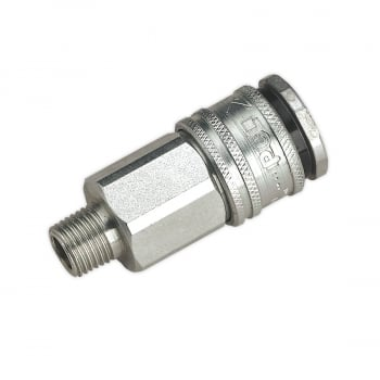AC30 COUPLING MALE THREAD