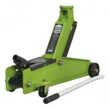 1153CXHV TROLLEY JACK 3TONNE LONG CHASSIS HEAVY-DUTY H